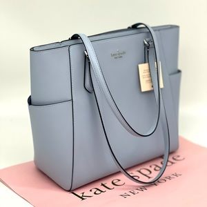 Kate Spade Medium Top Zip Tote Tippy Bag